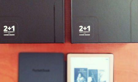 Biblioteka I LO wzbogaciła swoje zbiory o 5 czytników e-booków!