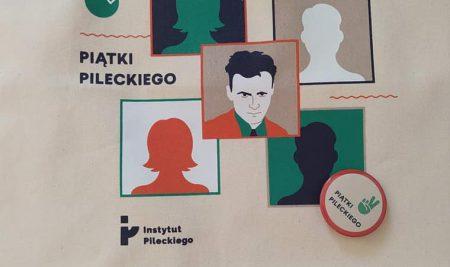 Certyfikaty dla uczniów I LO biorących udział w projekcie ,,Piątki Pileckiego